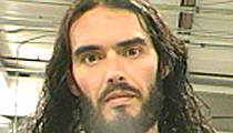 Russell Brand -- To Be CHARGED for iPhone-Smashing