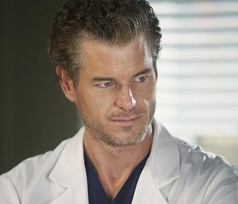"Eric Dane Exiting ""Grey's Anatomy"""