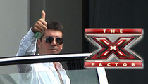 Simon Cowell -- Drops $500k to Pamper 'X Factor' Finalists