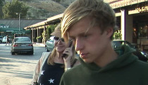 Conrad Hilton Arrested -- Behind Bars After Weed Arrest