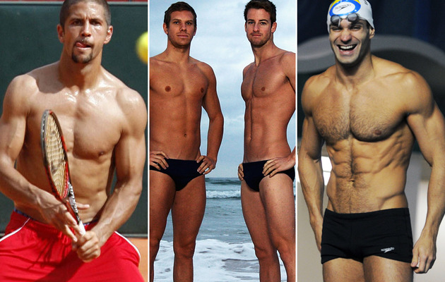 2012 Summer Olympics: See The World's Hottest Olympians