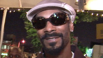 Snoop Dogg -- Banned from Norway for Weed Possession