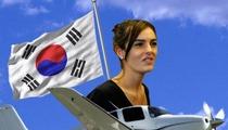 Lindsay Lohan's Sister -- Modeling Agent Ships Ali Lohan Off to KOREA