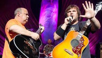 Tenacious D -- Concert Shut Down ... Due to STABBING