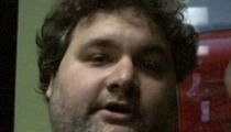 Artie Lange -- Suspended by DirecTV for Pissing Incident
