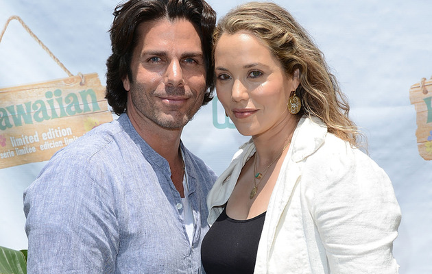 Elizabeth Berkley Welcomes a Baby Boy!