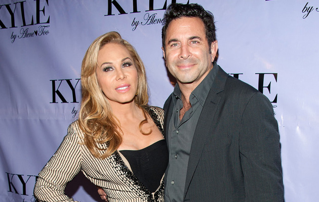 """Real Housewives"" Star's Husband Files For Separation"
