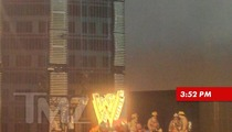 WWE Stage Catches Fire at 'Monday Night Raw' Rehearsal