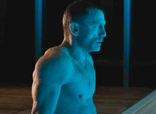 "Full ""Skyfall"" Trailer: James Bond ""Dies,"" Q Is Back!"