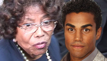 Katherine Jackson -- Reinstated as Guardian ... WITH TJ Jackson