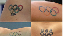 Olympic Ink -- Athletic Ringers