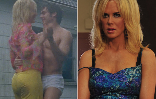 "Nicole Kidman Vamps, Zac Efron Strips in ""The Paperboy"" Trailer"