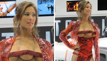 'Total Recall' Remake -- Full, Naked Triple Breasts DESPITE PG-13 Rating