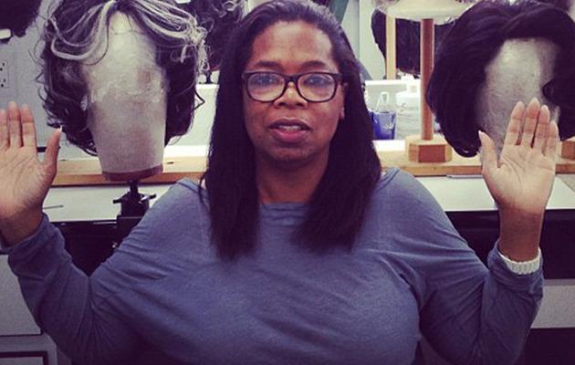 Oprah Winfrey Shares No-Makeup Photo!