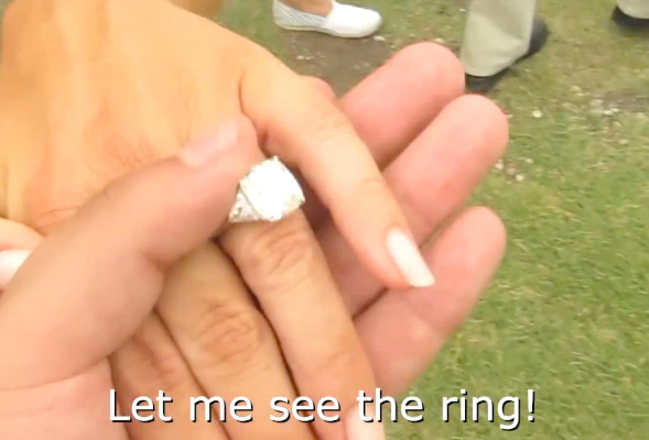 Sofia Vergara Engagement -- Confirmed by Proposal Video?