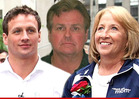 Ryan Lochte -- Parents Swimming in Debt, Facing Foreclosure