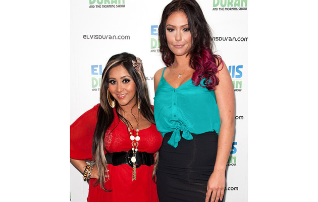 Snooki and JWoww -- Back for Round 2!