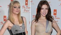 Emma Stone vs. Anna Kendrick: Who'd You Rather?