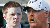 Garrett Reid -- Son of Eagles Coach Andy Reid Died from Heroin Overdose