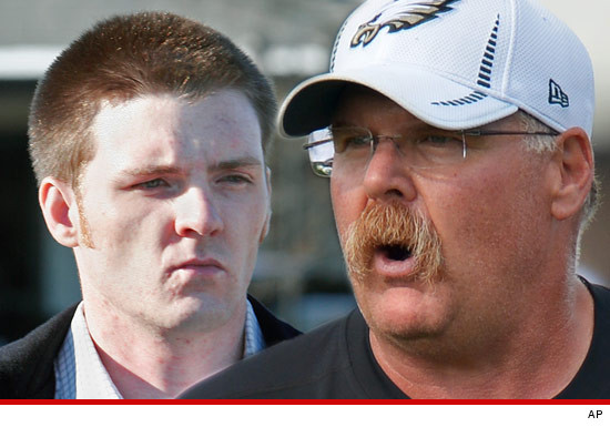 andy reid wife. garrett reid -- son of eagles coach andy died from heroin overdose wife e