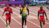 Usain Bolt Ran Fast ... But Was it Fast Enough?