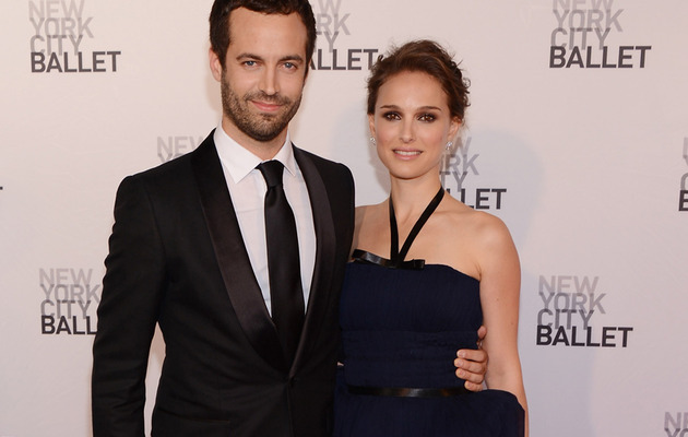 Report: Natalie Portman Marries Benjamin Millepied