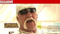 Hulk Hogan THREATENS Lawsuit Against Warrior!