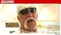 Gun Threat in Hulk Hogan Wedding Brawl