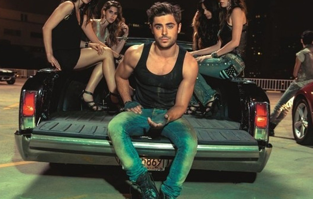 Zac Efron Gets Super Sexy for New Denim Ads