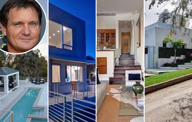 "Kevin Williamson Sells ""Scream""-Worthy Hollywood Home"