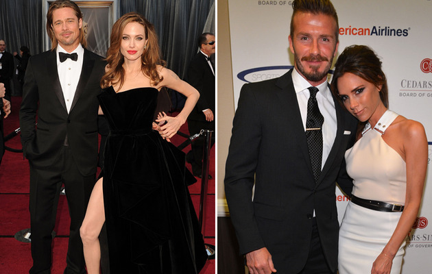 Forbes Highest Paid Celebrity Couples -- Who's No. 1?