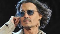 Johnny Depp -- Disabled-Lady-Butt-Flash Lawsuit DISMISSED