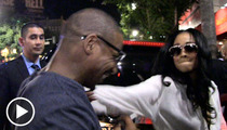 'Love and Hip Hop Atlanta' -- Two-Timing Stevie J PUNCHED by Baby Mama [VIDEO]