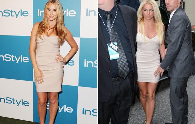Dueling Dresses: Alexa Vega vs. Britney Spears!