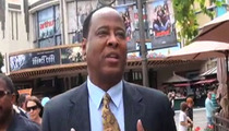 Dr. Conrad Murray -- HARASSED in Jail By MJ Baby Mama Impostor