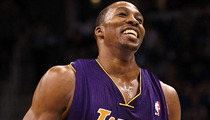 Dwight Howard -- I'm with Kobe Bryant Now!! L.A. Lakers Trade Approved by NBA