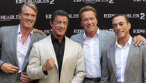 'The Expendables' -- Who'd You Rather?