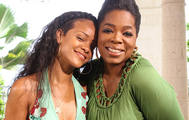 "Rihanna Opens Up to Oprah About Chris Brown -- ""It Was Humiliating""!"