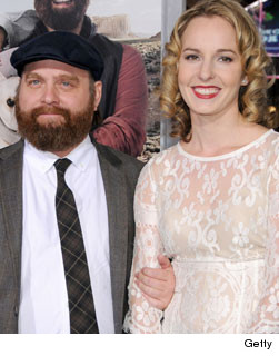 Zach Galifianakis Is A Married Man Toofab