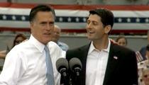 Mitt Romney -- Screws up Running Mate Intro, Calls Him 'Next President'