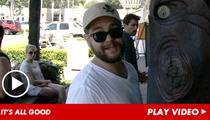 Jack Osbourne -- 'Stars Earn Stripes' Is Probably Gonna Suck!