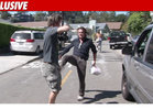 Sean Penn Paparazzi Attack -- The Haiti Factor