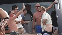 Sir Elton John -- Cracked Out on a Boat!
