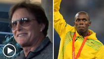 Bruce Jenner -- Usain Bolt Is 1/10th The Athlete I Am