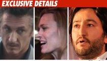 Sean Penn -- Close Encounter at Academy Awards