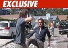 Sean Penn Sued -- Photog Claims Death Threat