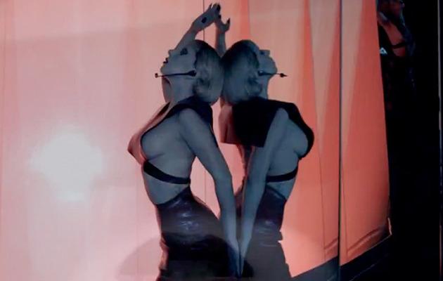 Lady Gaga: Watch Her Creepy & Provocative Fragrance Ad!
