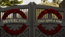Fire At Michael Jackson's Neverland Ranch BBQ