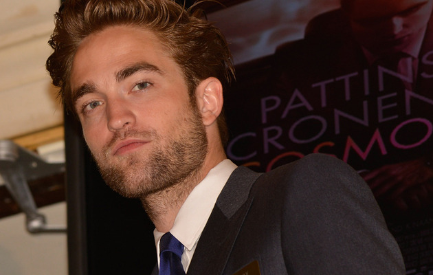 Robert Pattinson on Post-Split Rumors: It's Weird!