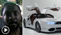 Will.I.Am -- Dude, Where's My Ugly Car?